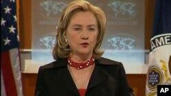 Državna tajnica Hillary Clinton predstavlja godišnje izvješće o ljudskim pravima u svijetu za 2010. godinu