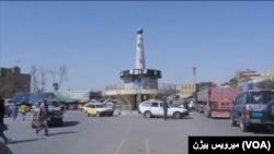 اعتراضکوونکو د کابل - شمال لویه لاره د بغلان په مرکز پلخمري کې تړلې ده.