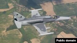 L-159 training jet
