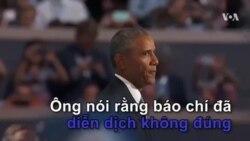 Tổng thống Obama ăn hơn 7 hạt hạnh nhân mỗi ngày