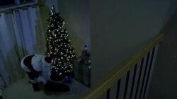 С какой скоростью должен двигаться Санта, чтобы все успеть? Сколько времени он тратит на каждый дом? И почему его не видно?