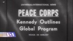 ამერიკის მშვიდობის კორპუსი 60 წლისაა
