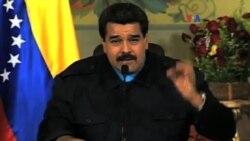 Maduro ratifica llamado al diálogo a Santos
