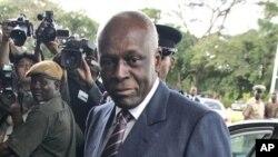 Presidente José Eduardo dos Santos