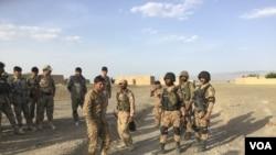 Các quan chức Afghanistan và Pakistan gặp nhau tại vùng biên Chaman Boldak
