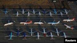Jatuhnya penjualan pesawat Boeing 737 MAX menjadi sebab utama turunnya penjualan pesawat Boeing secara drastis tahun ini.