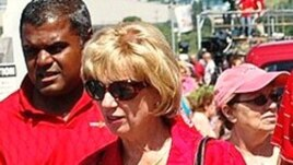 Dân biểu Canada Judy Sgro