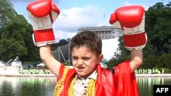 Brendon Pllumaj, një gjeni i vogël i boksit