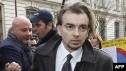 Florent Goncalves, 42 tuổi, đối mặt với bản án ba năm tù nếu bị kết tội