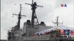 Philippines hiện đại hóa hải quân ở Biển Đông