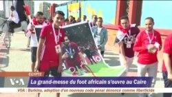 Le Journal de la CAN du 21 juin avec Yacouba Ouédrago