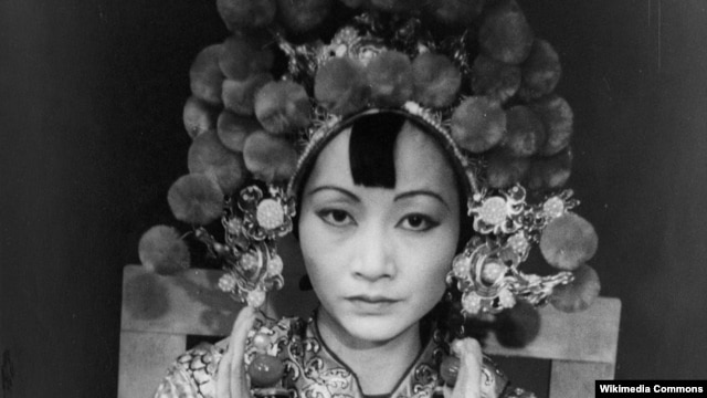 Anna May Wong as Turandot, 1937