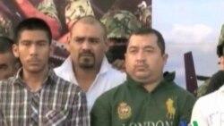 2011-10-11 粵語新聞: 墨西哥打擊販毒集團11人死﹑36人被捕