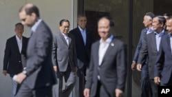 Predsednik Obama i lideri ASEAN-a na samitu u Sanilendu u Kaliforniji