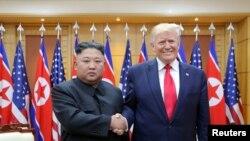 Wata ganawar Trump da Kim