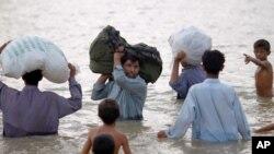 پاکستان مون سون بارشوں سے نمٹنے کے لیے تیار نہیں