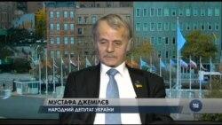 Мустафа Джемілєв вірить у звільнення Криму, вважає це питанням часу. Відео