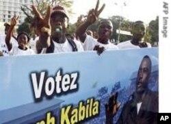 Kampeni za uchaguzi wa rais Joseph Kabila