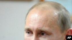 俄罗斯候任总统普京