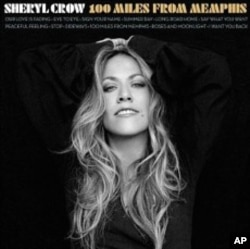 Sheryl Crow's '100 Miles From Memphis' CD
