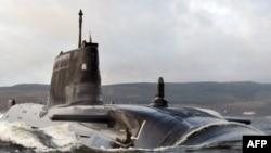 Новейшая британская ядерная подлодка Astute.