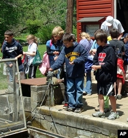 Watershed Awareness Day gives children hands-on environmental experience outside the classroom
