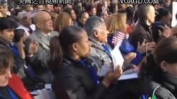 2011-10-29 美國之音視頻新聞: 紐約自由神像慶祝125歲生日
