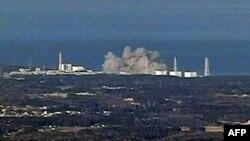 Shufra bërthamore të ekspozuara në një central bërthamor në Japoninë veriore