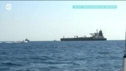 Полиция Гибралтара задержала иранский танкер