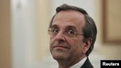 Thủ tướng Antonis Samaras của đảng Tân Dân chủ về đầu trong cuộc bầu cử hôm 17/6 và sẽ lãnh đạo chính phủ liên hiệp
