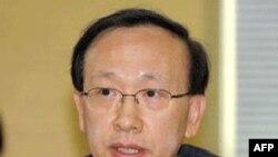 Bộ trưởng Bộ Thống Nhất Nham Triều Tiên Hyun In-taek nhanh chóng từ chối đề nghị đối thoại mới đây nhất của Bình Nhưỡng
