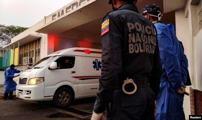 Diputados del Parlamento venezolano, de mayoría opositora, denunciaron el incidente y solicitan una investigación rigurosa de los hechos.
