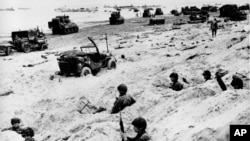 France D-Day Media