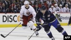 """Играют """"все звезды"""" НХЛ"""