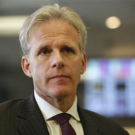 Israeli ambassador to the United States Michael Oren (file photo)