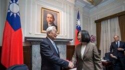 APEC峰会台湾总统代表:不回避谈非经济问题