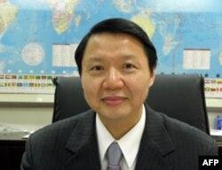 台湾外交部官员 吴建国