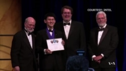 Intel Awards Top Prizes to Young Scientists