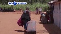 VOA60 Afrique du lundi 16 mai 2016