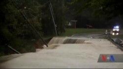 США оговтуються від урагану «Метью». Відео