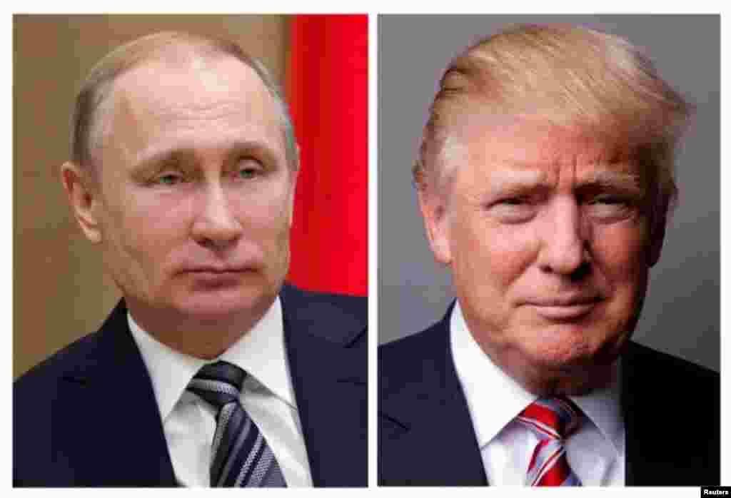 قرار است برای اولین بار بعد از ریاست جمهوری، پرزیدنت ترامپ با ولادیمیر پوتین در حاشیه نشست گروه ۲۰ دیدار کند.