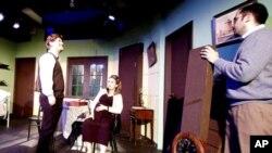 Σκηνή από την παράσταση