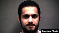 Khalid Ali-M Aldawsari in police photo