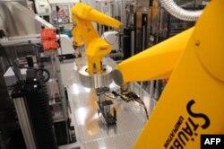 Minglab ximikatlarni bir zumda tekshirib beruvchi yangi robot