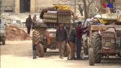 Yağma Haberleri Altında Afrin'e Yardım