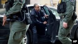 El oficial Ceasar Goodon, Jr. fue absuelto de todos los cargos en su contra.