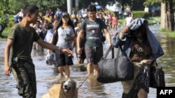 BMT Asiyada daşqınların humanitar böhrana yol açacağı barədə xəbərdarlıq verib