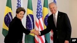 Biden In Brazil