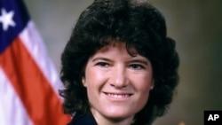 Sally Ride (undated NASA photo)