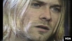 Kurt Kobejn, frontmen grupe Nirvana